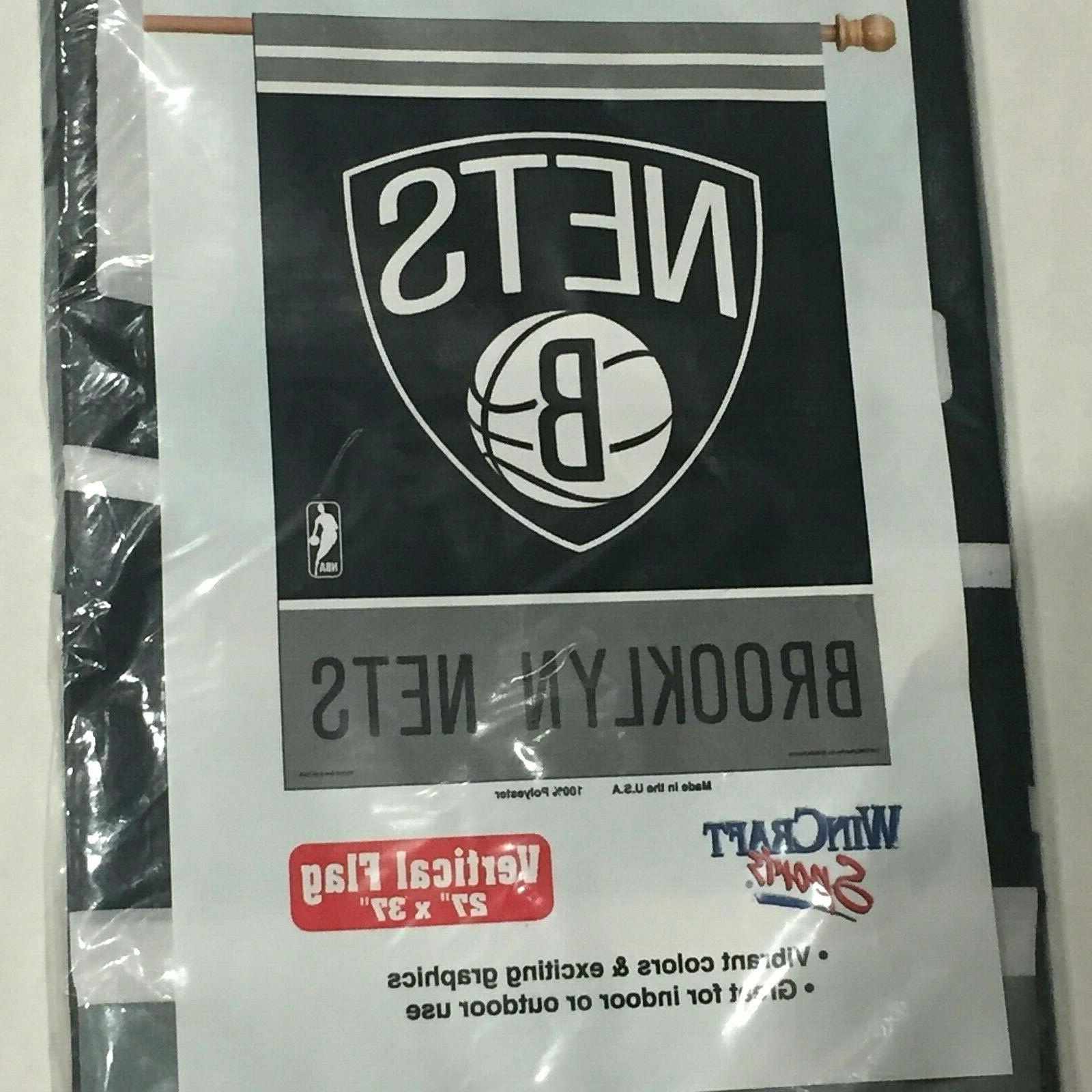 """Flag 27"""" Indoor/Outdoor black NEW!"""