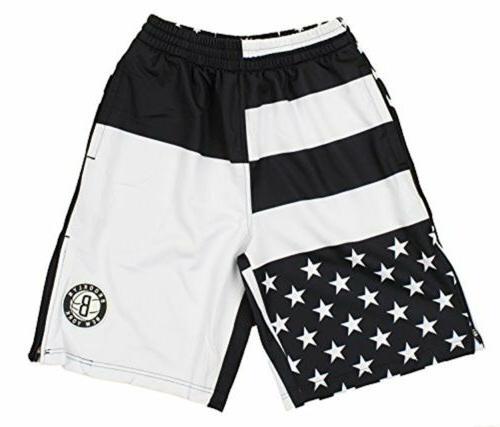 nba men s brooklyn nets flag athletic