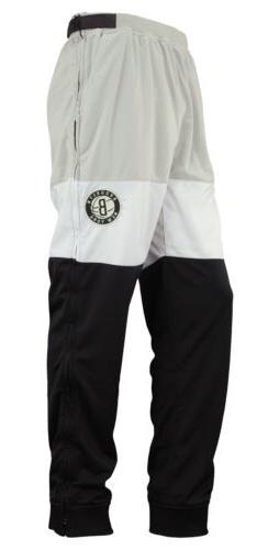 Zipway NBA Men's Brooklyn Nets Stadium Sport Tear-Away Pants