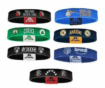 officially licensed nba wristband bracelets various teams