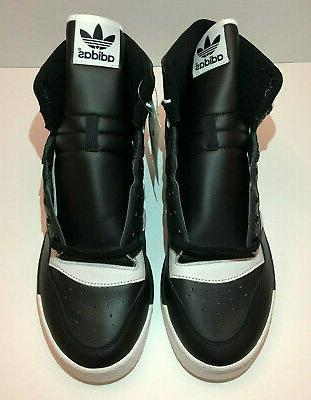 Adidas High Nets Black Shoes BD8021 9.5