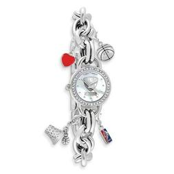 Ladies NBA Brooklyn Nets Charm Watch