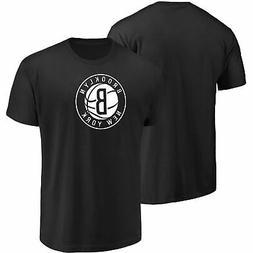 Men's Majestic Black Brooklyn Nets Victory Century T-Shirt