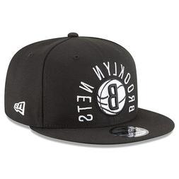Men's Brooklyn Nets New Era Black NBA City Series Original F