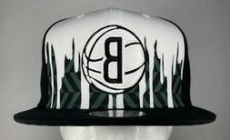 Mitchell and Ness NBA Brooklyn Nets Drip Jersey Snapback Hat