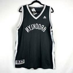 Adidas NBA Brooklyn Nets Basketball Swingman Jersey Mens Siz
