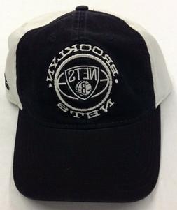 nba brooklyn nets buckle back cap hat