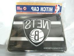 NBA Brooklyn Nets Laser Cut Trailer Hitch Cap Cover Universa