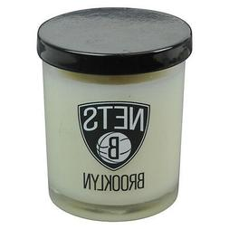 NBA Brooklyn Nets Scented 3 Inch Glass Candle Basketball Gif