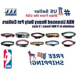 NBA Collars> Heavy-Duty, Durable & Adjustable Collar for Pet