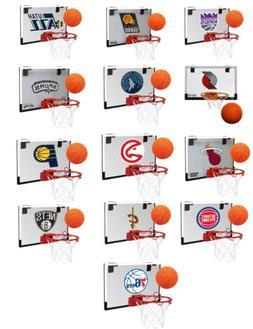 Rawlings NBA Game On Basketball Hoop and Ball Set