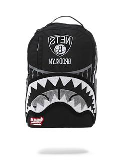SPRAYGROUND NBA Lab Brooklyn Nets Backpack NEW WITH TAGS