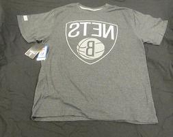 NBA Licensed UNK Apparel Brooklyn Nets Short Sleeve T- Shirt