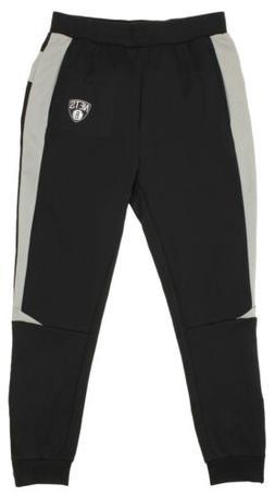 FISLL NBA Men's Brooklyn Nets Colorblock Perforated Fleece J