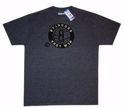 Nba Mens Apparel - Brooklyn Nets Mens Vf Imagewear Neon Hue