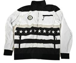 Zipway NBA Mens Brooklyn Nets Basketball Jacket LOOK S, L, X