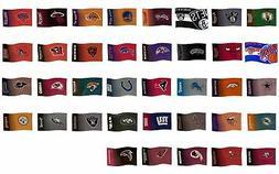 NBA NFL Large Team Flags American Football Basketball Sport