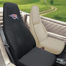 FANMATS NBA Oklahoma City Thunder Polyester Seat Cover