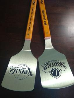 NBA Stainless Steel Spatula Grilling BBQ  tools Sportula  bo