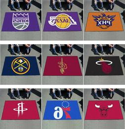 NBA Ultimat Area Rugs 5 Ft x 8 Ft All Teams