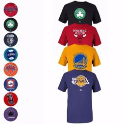 d21d74531c22 NBA Various Team Color Primary Logo Wordmark Graphic T-Shirt