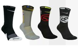 NBA x Nike Elite Crew Dri-Fit Basketball Socks Adult Sizes N