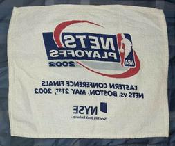 NEW JERSEY / BROOKLYN NETS EASTERN CONF. FINALS RALLY TOWEL