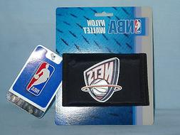 NEW JERSEY / Brooklyn  NETS   Nylon TriFold WALLET   by Rico