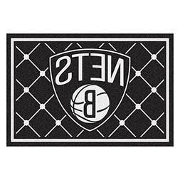 "New Jersey Nets Rug 5X8 60""X92"""