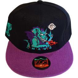 New Jersey Swamp Dragons Snapback Hat Cap Brooklyn Nets