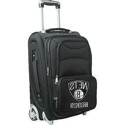 """New Officially Licensed Brooklyn Nets 21"""" Carry-On  Luggage"""