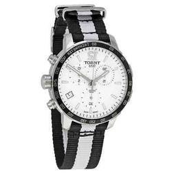 Tissot Quickster Brooklyn Nets Edition Chronograph Men's Wat