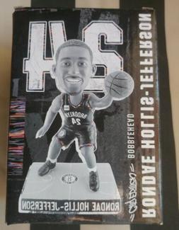 Rondae Hollis Jefferson NBA Brooklyn Nets Bobblehead SGA New