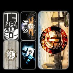 wallet case Brooklyn Nets iphone 7 iphone 6 6+ 5 7 X XR XS M
