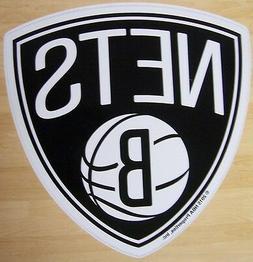 Window Bumper Sticker NBA Basketball Brooklyn Nets NEW