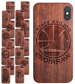 Wood NBA Apple iPhone XS Case / NBA iPhone X iPhone XS Max /